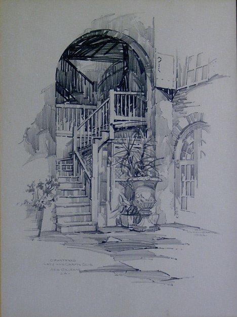 3022: CORNELIA GREER CUNNINGHAM (american 1852-1915) CO