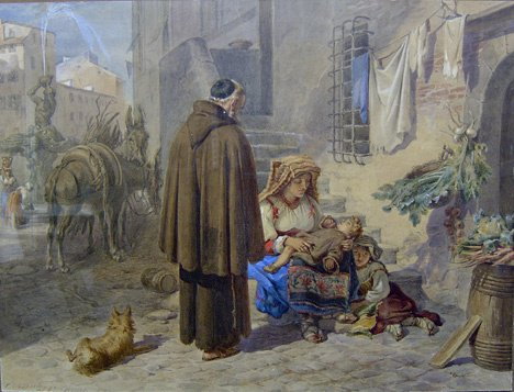 3072: FELIX OCTAVIUS CARR DARLEY (american 1822-1888) S