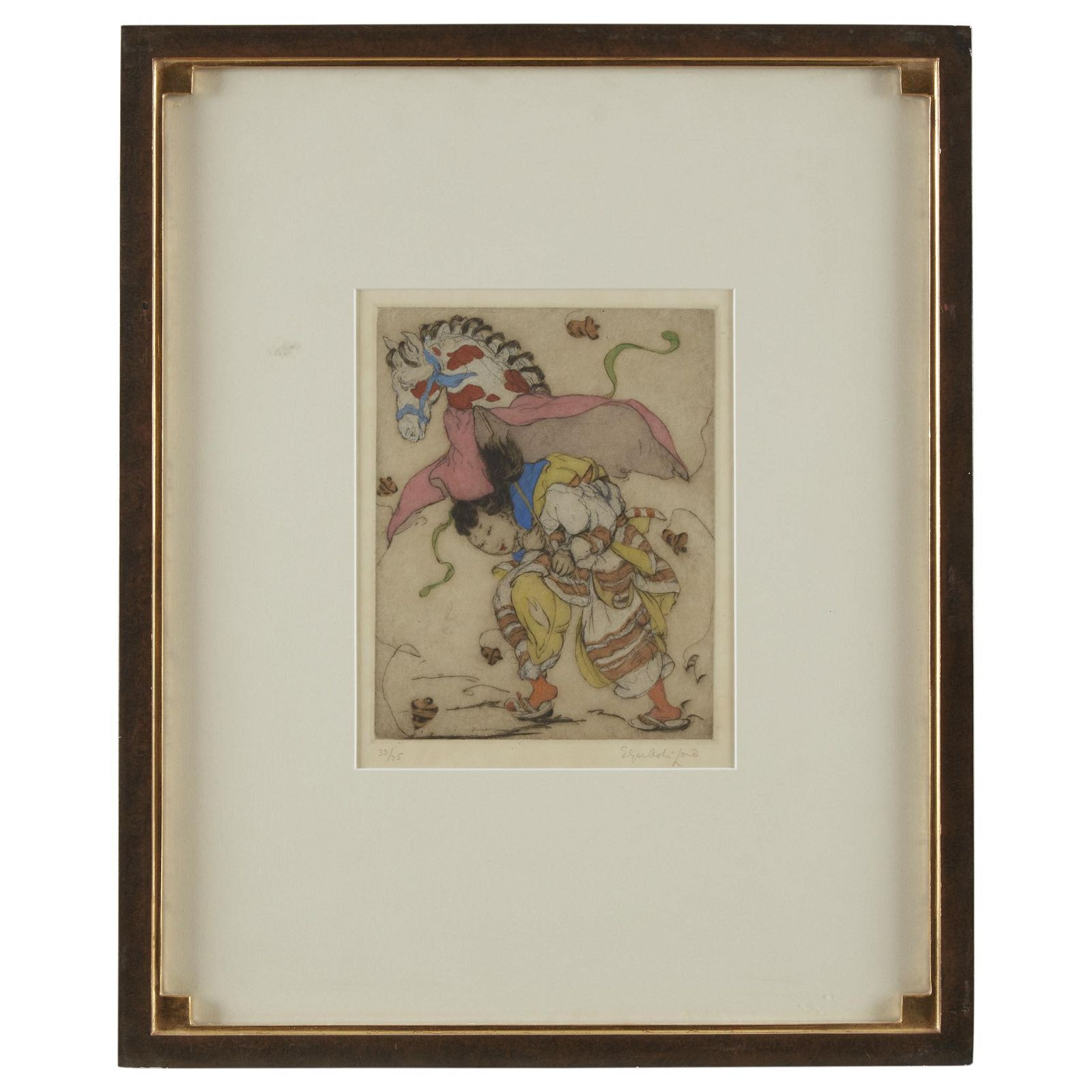 [Prints] Lord, Elyse Ashe, Horse Dance