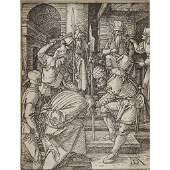 Albrecht Dürer (German, 1471-1528), , Christ Before
