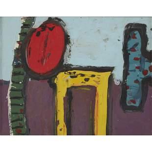 Alan Davie (Scottish, 1920-2014), , Golden Gate