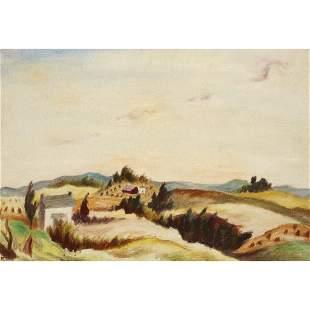 Jackson Pollock (American, 1912-1956), , Pennsylvania