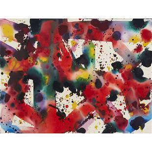 Sam Francis (American, 1923-1994), , Untitled