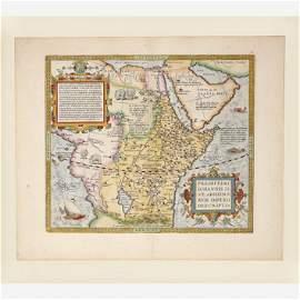 [Maps & Atlases] [Africa] Ortelius, Abraham, Group of 2