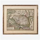 [Maps & Atlases] [China] Ortelius, Abraham, Chinae,
