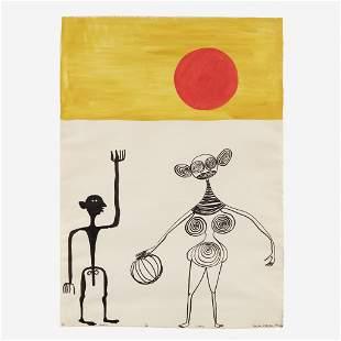 Alexander Calder (American, 1898-1976), , Untitled
