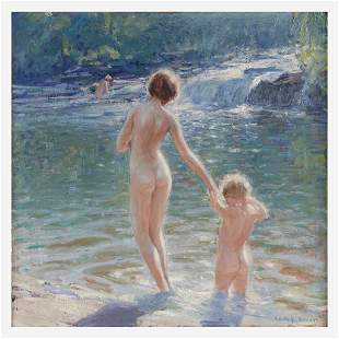 Emile Albert Gruppe (American, 1896–1978), , Morning
