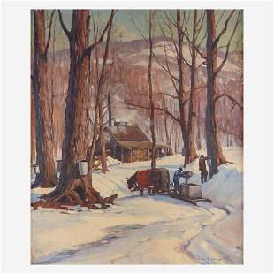 Emile Albert Gruppe (American, 1896–1978), , In the