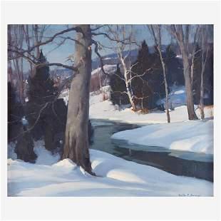 Emile Albert Gruppe (American, 1896–1978), , Birch