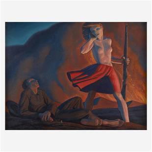 Rockwell Kent (American, 1882–1971), , Wake Up,