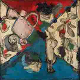 Claude Venard (French, 1913–1999), , Nature Morte