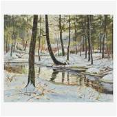Wayne Beam Morrell (American, 1923–2013), , Forest