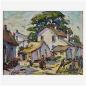 Louise Woodroofe (American, 1892–1996), , The Verock