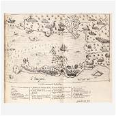 [Americana] [Champlain, Samuel de], Les voyages du