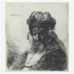 Rembrandt van Rijn (Dutch, 1606–1669), , Old Bearded