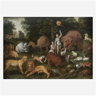 Attributed to Cornelisz Molenaer (Flemish, 1540–1589),