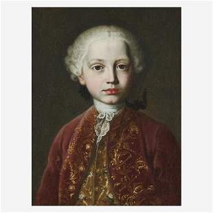 Attributed to Martin van Meytens the Younger (Swedish,