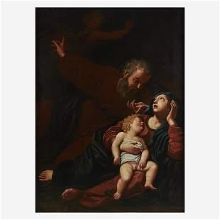 Lionello Spada (Italian, 1576–1622), , Rest on the