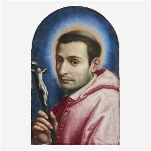Carlo Dolci (Italian, 1616–1686), , Portrait of San