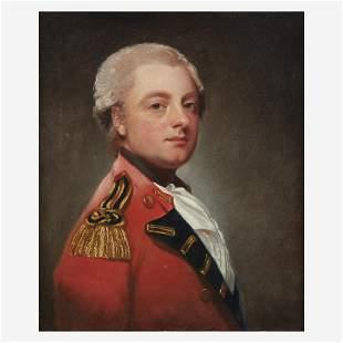 George Romney (British, 1734–1802), , Portrait of Sir