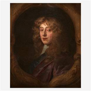 Manner of Sir Peter Lely (British, 1618–1680), ,