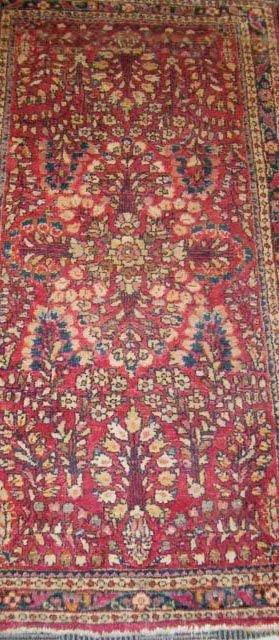 530: Sarouk rug, west Persia, c. 1930,