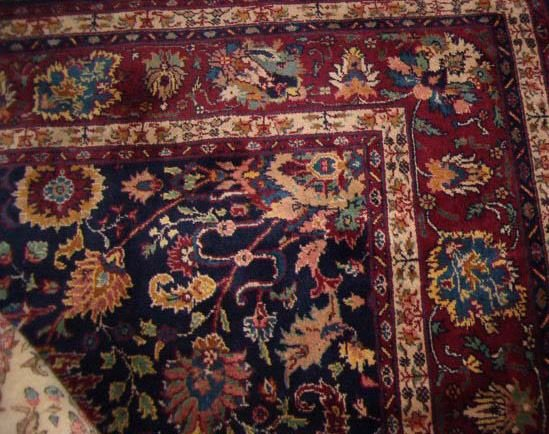 546: Turkish carpet, 20th century,