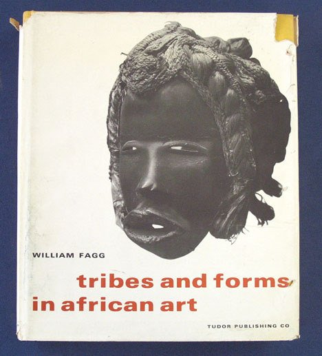 5001: 2 vols. African Tribal Art. Fagg, William: Nigeri