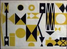 107: three prints ANTONI CLAVE (spanish b. 1913) UNTITL