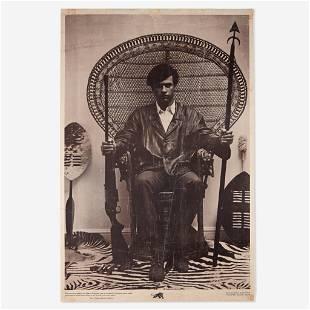 [Posters] [Black Panthers] (Stapp, Blair, and Eldridge