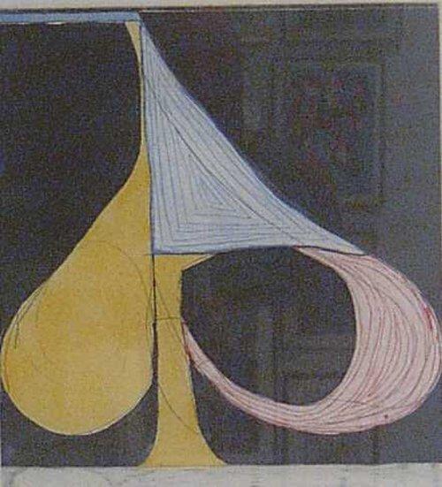 56: RICHARD DIEBENKORN (American 1922-1993) F