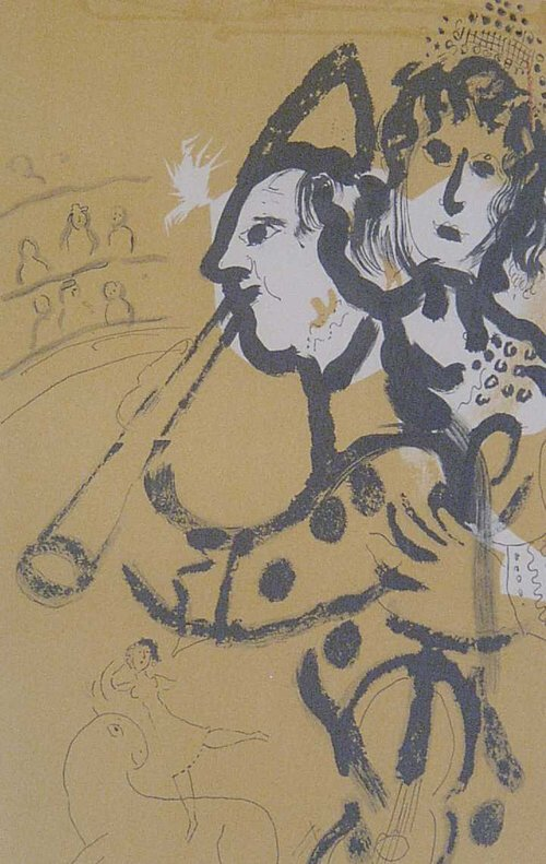 239: MARC CHAGALL (Russian/French 1887-1985)
