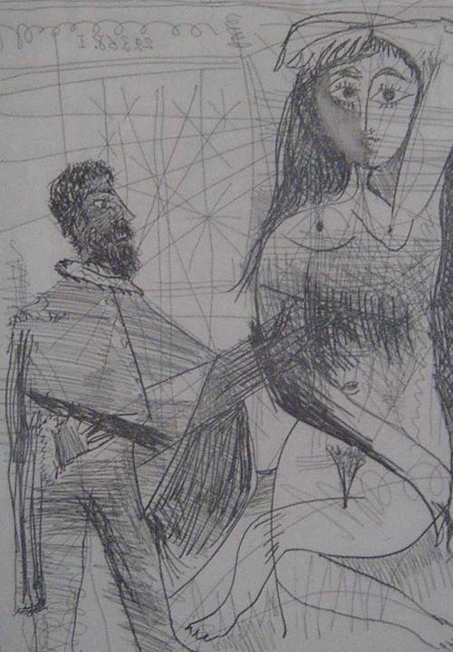 310: PABLO PICASSO (Spanish 1881-1973) SERIES