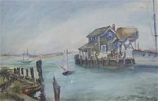 DOROTHY WACKERMAN HUTTON (American 1899-2