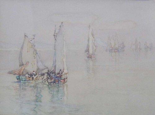 12: MOFFAT PETER LINDNER (British 1852-1949)