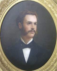 83: ROBERTO BOMPIANI (Italian 1821-1908) PORT