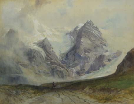 7: SAMUEL THOMAS GEORGE EVANS (british 1829-1904) THE O