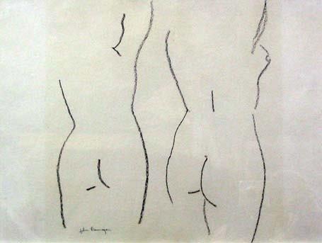 13: JOHN BERNARD FLANNAGAN (american 1895-1942) FEMALE