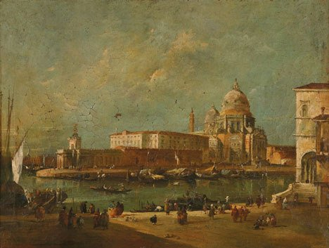 2006: FOLLOWER OF FRANCESCO GUARDI (italian 1712-1793)