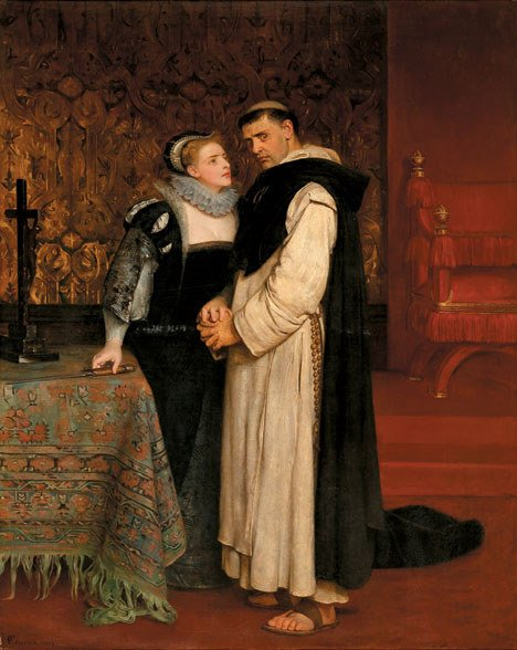 2020: PHILIP HERMOGENES CALDERON (british 1833-1898) TH