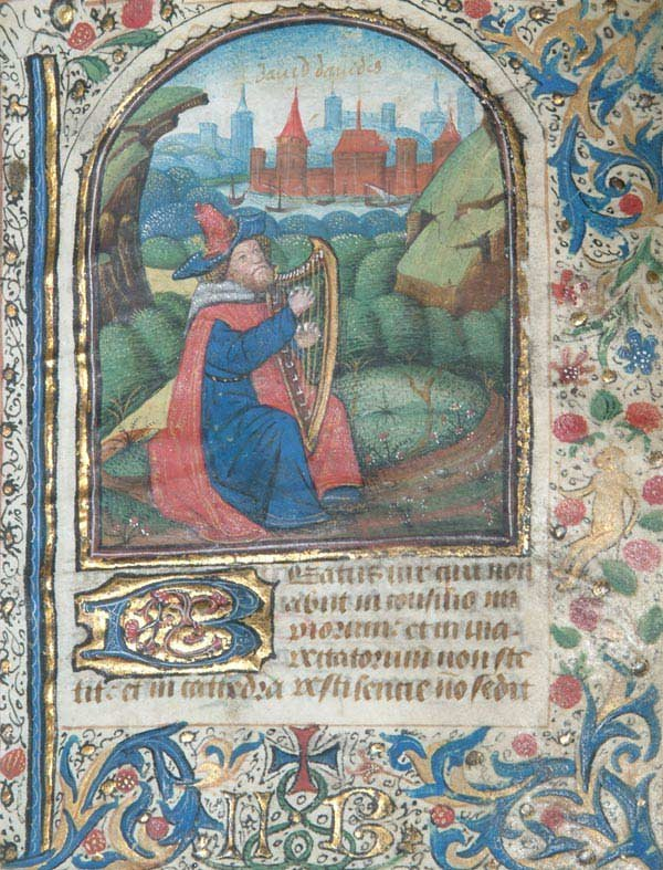 281: (Manuscript Book of Hours.) Horae. Use