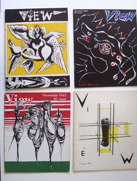 3013: 7 vols. (wrappers) (American Surrealist Periodica