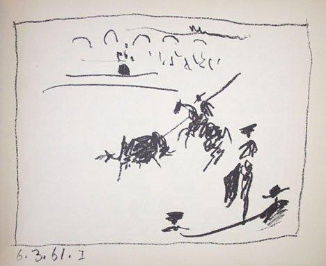 3016: 1 vol. (Picasso, Pablo, illustrator.) Sabartes, J