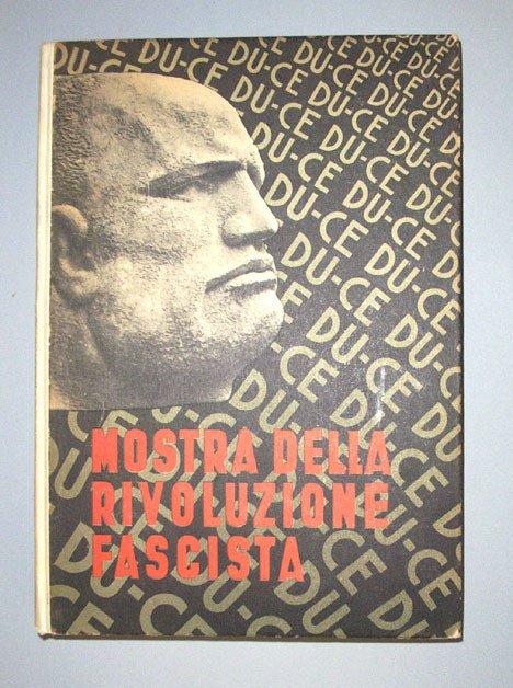 3019: 1 vol. (Italian Fascist Art & Design.) Alfieri, D