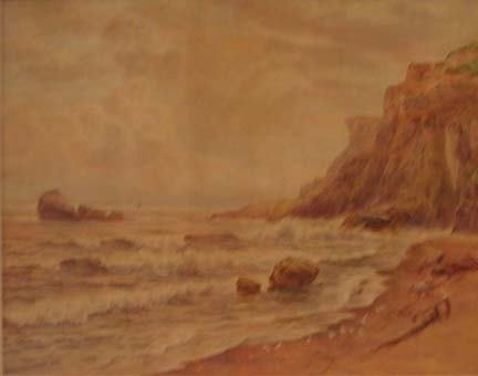 4001: ATTRIBUTED TO WILLIAM TROST RICHARDS (american 18