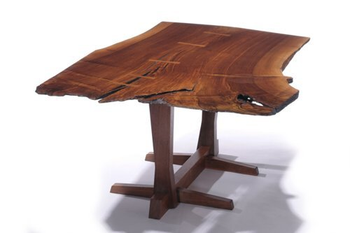 386: FINE & RARE GEORGE NAKASHIMA ENGLISH WAL