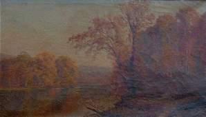 160: EDMUND DARCH LEWIS (American 1835-1910)