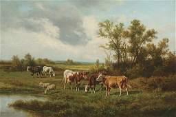 162: THOMAS BIGELOW CRAIG (American 1849-1924