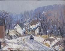 186: ALFRED RICHARD MITCHELL (American 1888-1