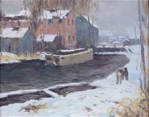 217: ALFRED RICHARD MITCHELL (American 1888-1